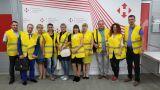 Региональные представители Импел Гриффин посетили объекты Киева