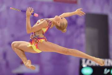 WORLD RHYTHMIC GYMNASTICS CHAMPIONSHIP
