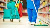 Особенности профессиональной уборки: супермаркеты